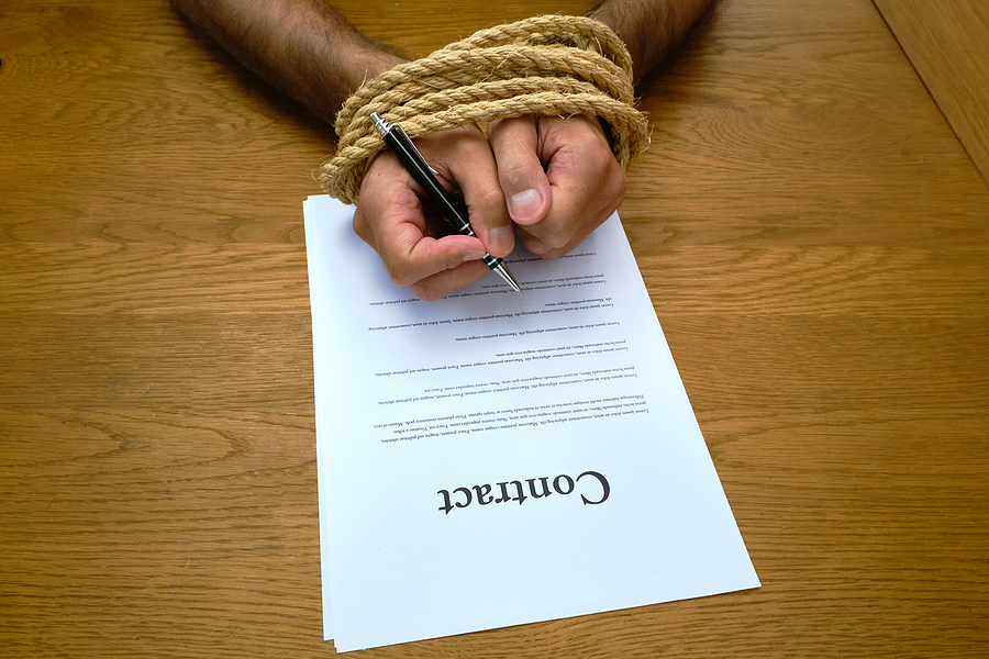 how to legally get out of timeshare contract